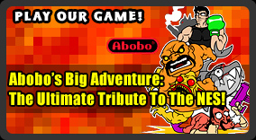 Play Abobo's Big Adventure! The Ultimate Tribute to the NES!